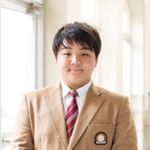 高校1年生(下関市立向山小学校出身)谷口 大翔 さん